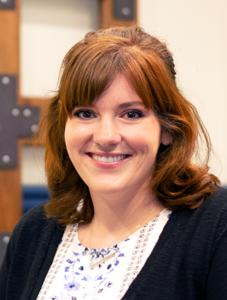 Ellie Johnson, Therapist