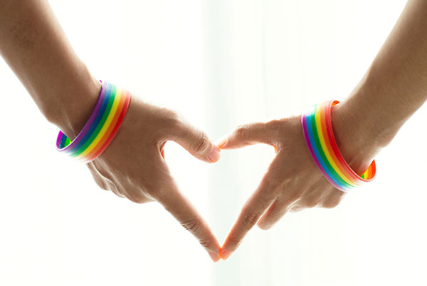 LGBTQ+ support